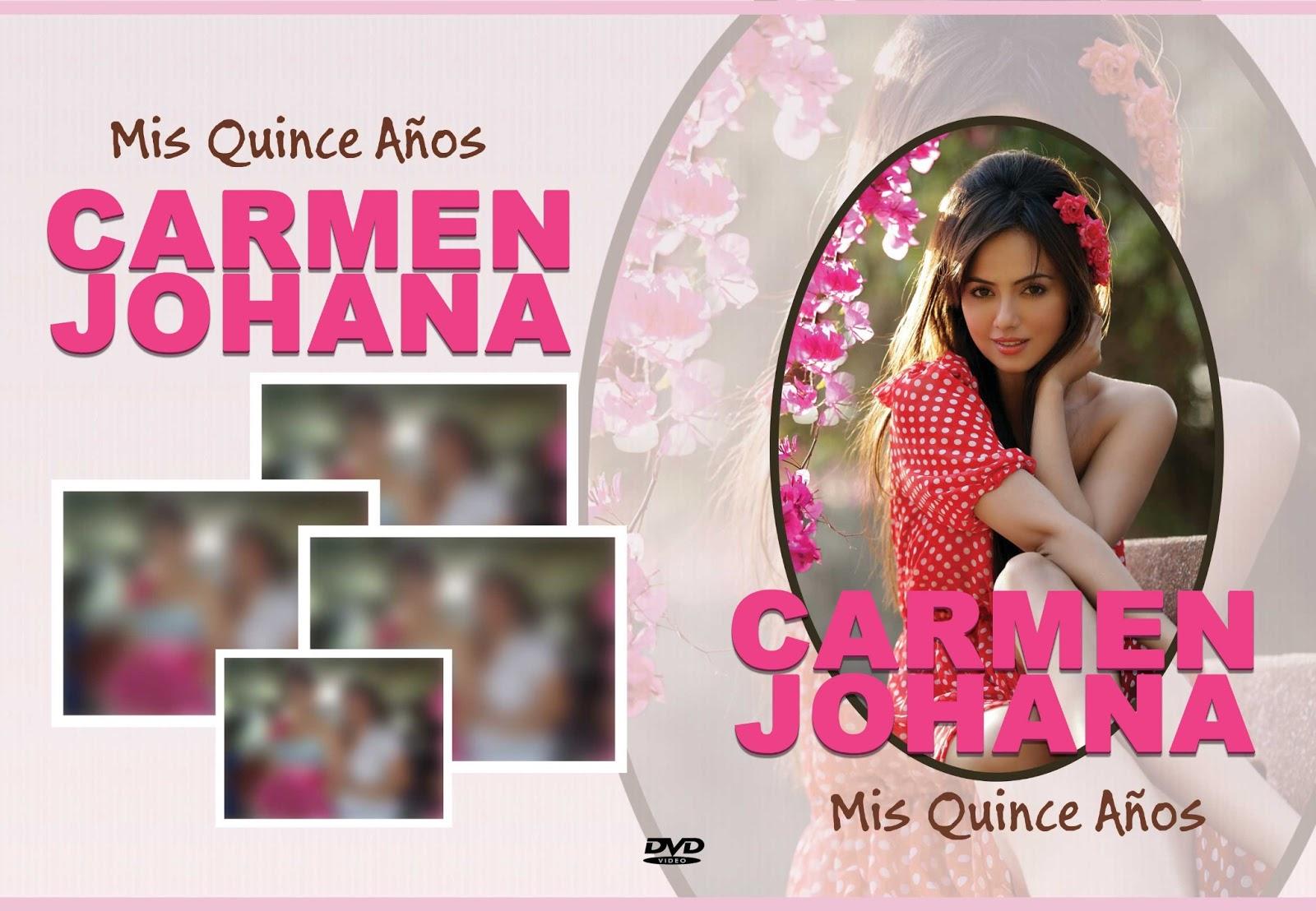 Cover DVD para 15 años