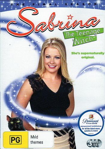 Phim Sabrina Cô Phù Thủy Nhỏ Htv3 Lồng Tiếng - Sabrina, The Teenage Witch Htv3 - Lồng tiếng