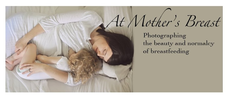 At Mother's Breast