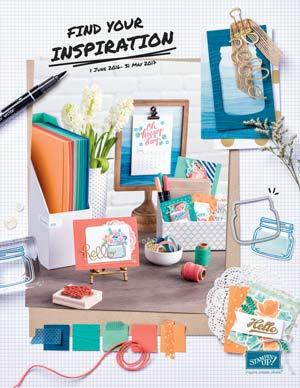 Stampin' Up! 2016 Catalog