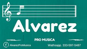 Álvarez Pro Musica