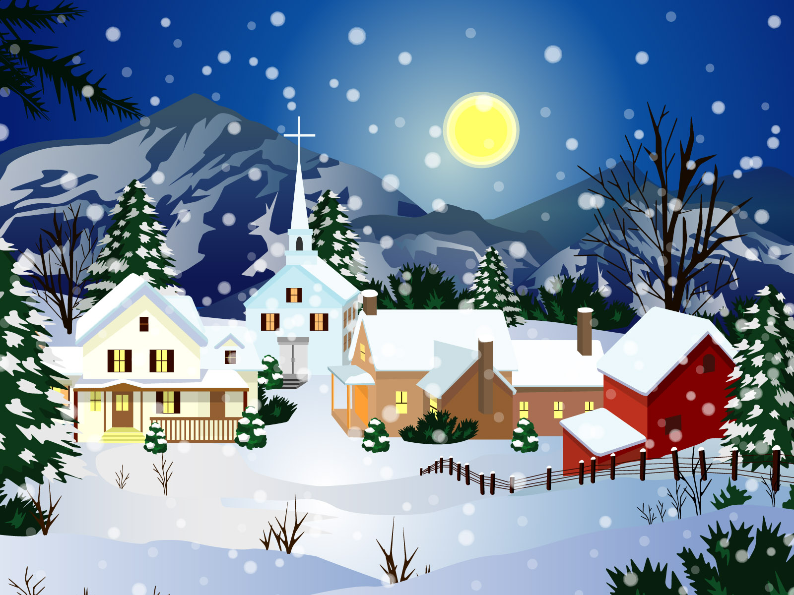 Christmas Wallpaper 115