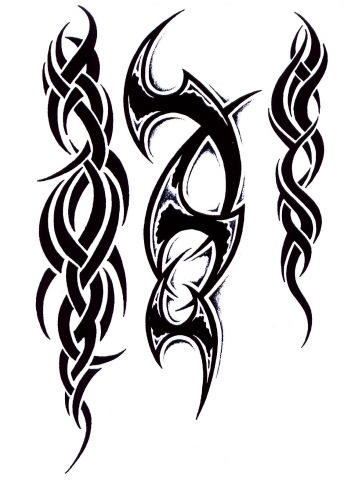 tribal tattoo meaning. Unique Tribal Tattoo Designs
