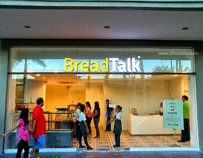 bread talk at ayala district bacolod talisay city