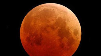 kanlı ay, süper ay tutulması