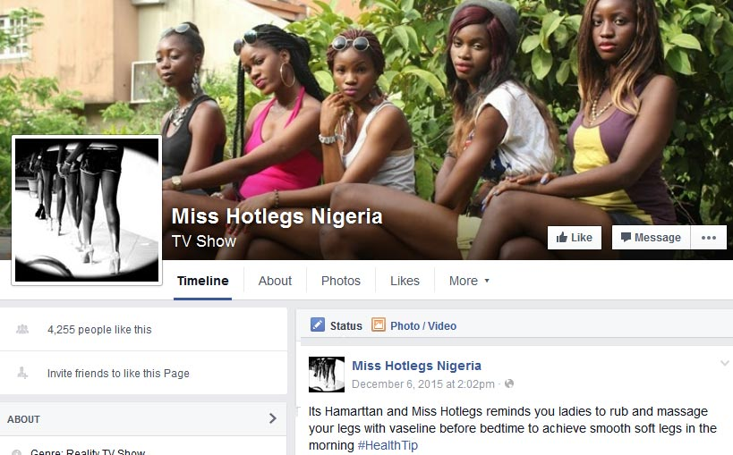Wait, What? Miss Hotlegs Pageantry Is Now A Thing?