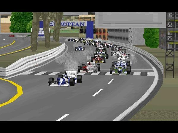 TrackMania 10 Anos Gp2