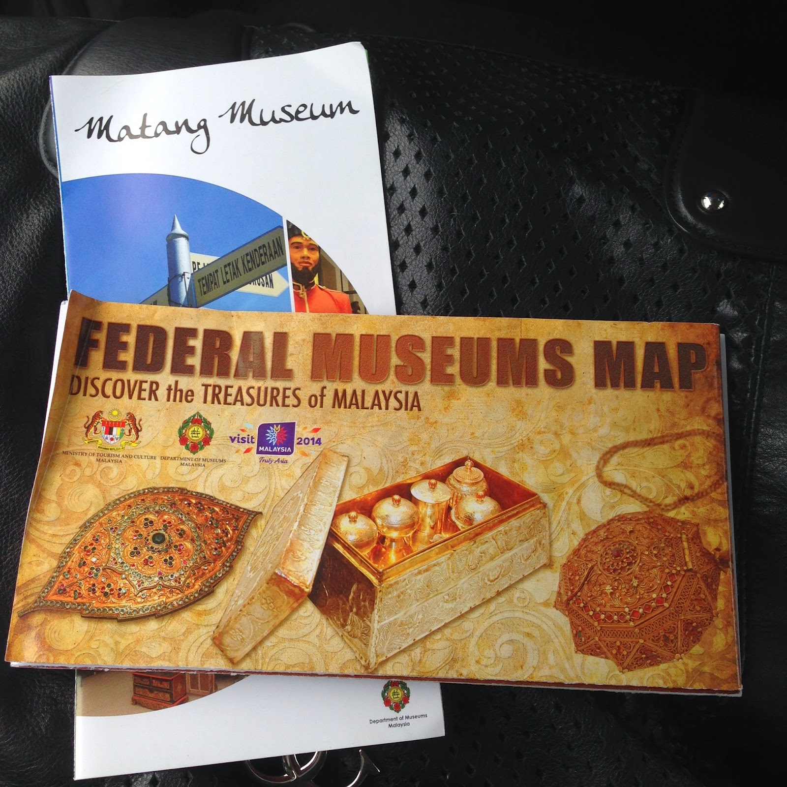 Malaysia Museums Map