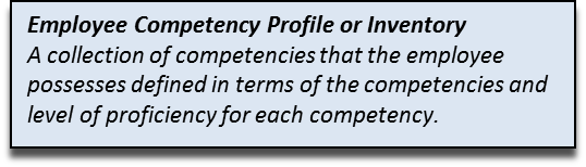 competency inventory The emotional competence inventory (eci) is a 360-degree tool designed to assess the emotional competencies of individuals and organizations.