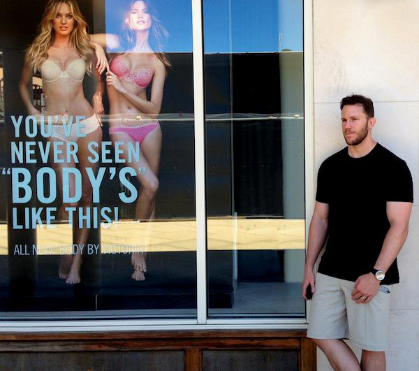 A Man's POV: Victoria's Secret