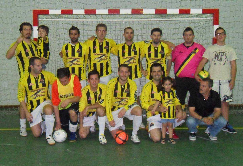 CAMPEÃO na Liga SuperFutsal 2010/11