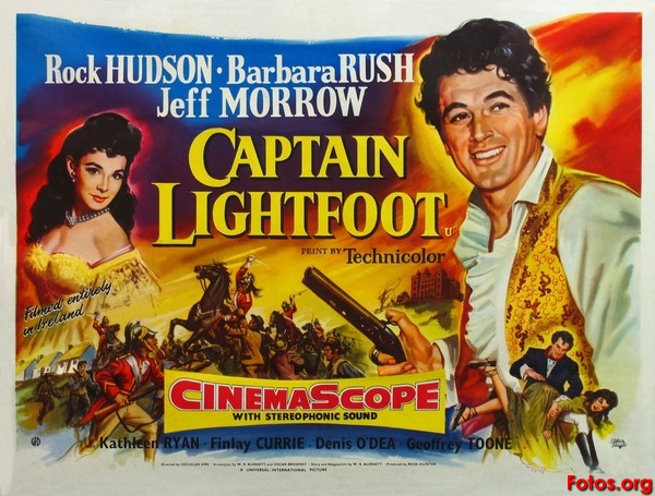 """Captain Lightfoot"" (1955)"