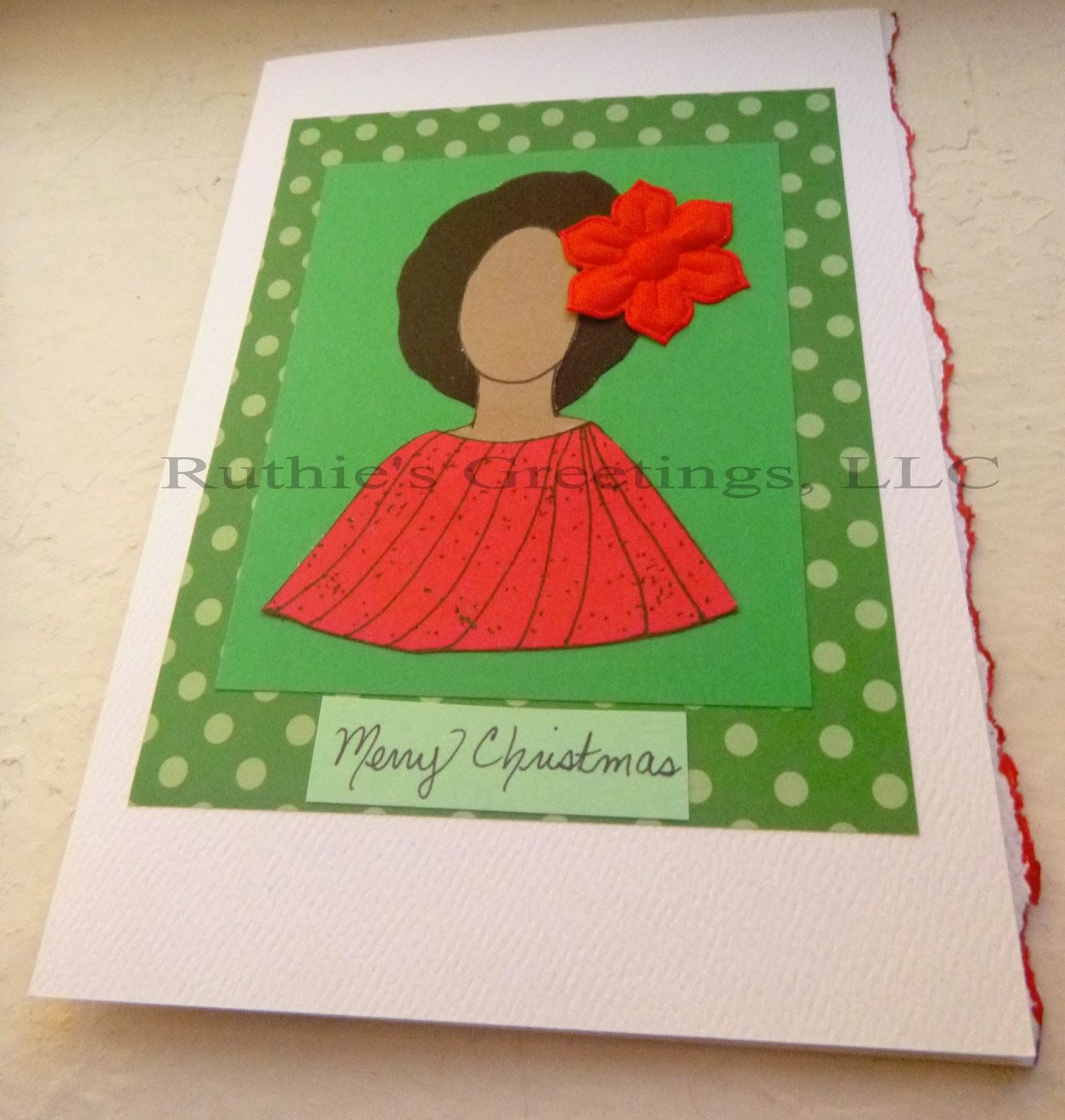 NEW Handmade Christmas Cards on Etsy!