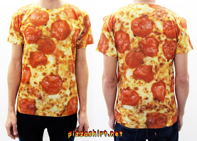 Creative Pizza Inspired Products and Designs (15) 6