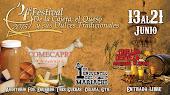 4° Festival de la Cajeta, el Queso y sus Dulces Tradicionales
