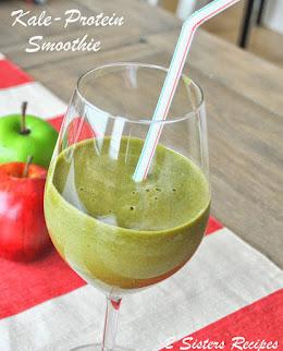 Kale Protein Smoothie