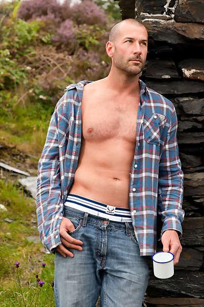 image of gay models in underwear