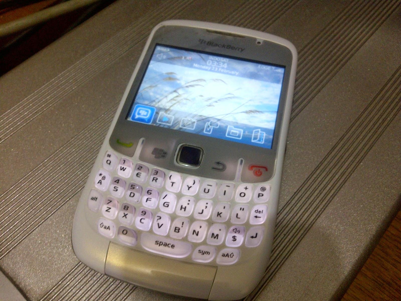apakah yang dimaksud push email blackberry