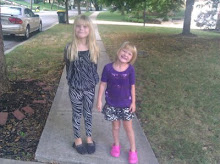 Izzy and Ava First Day of School! My Babies!!