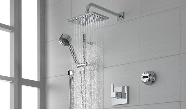 Custom Shower Experience With Brizo