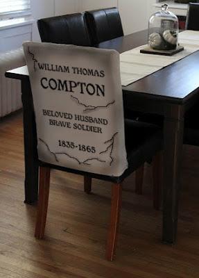 Bill Compton Chair Cover@northmanspartvamps.com