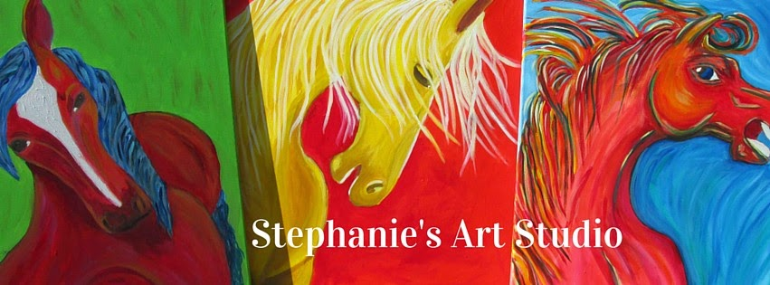 Stephanie's Art Studio
