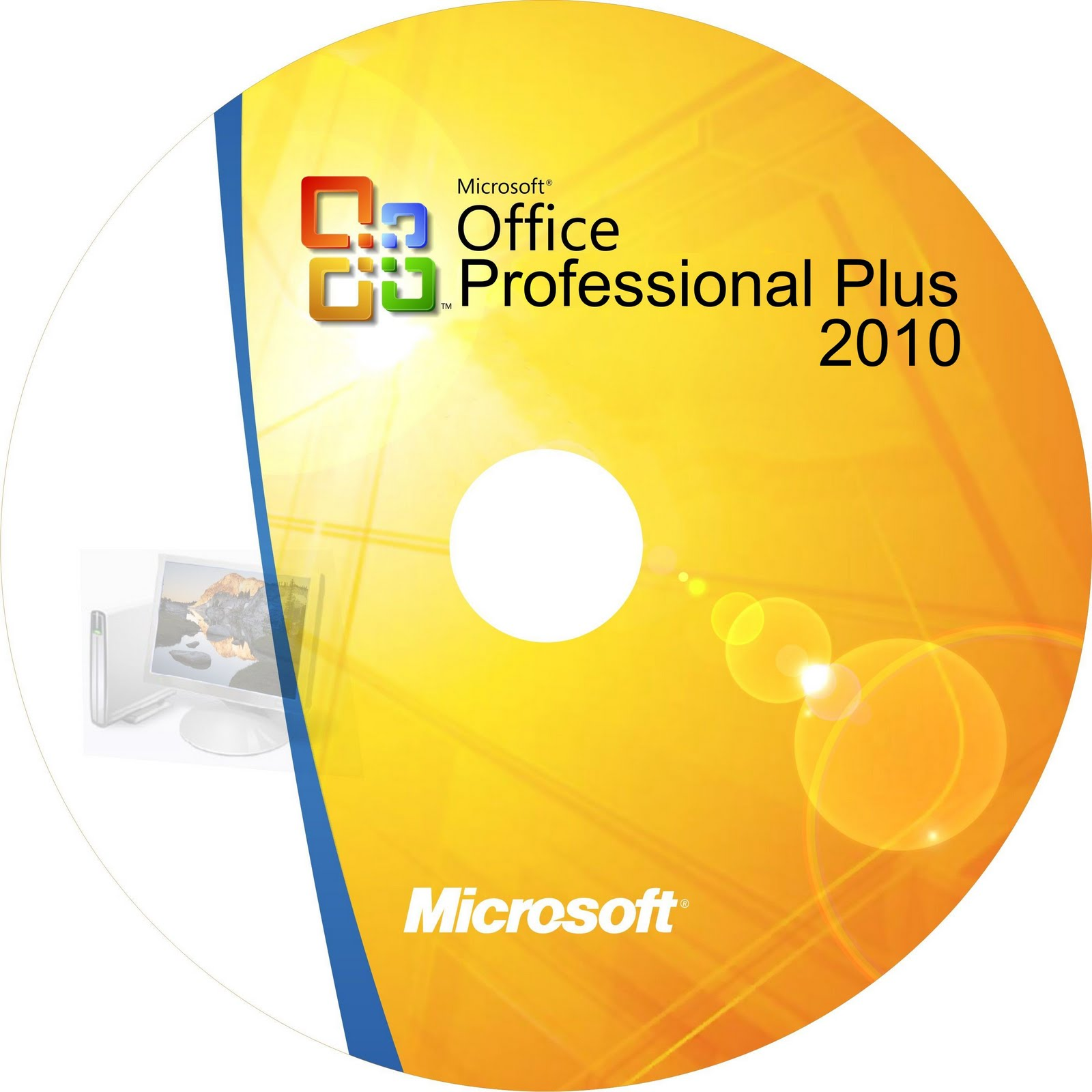 Microsoft Office Pro Plus 2010 Corporate [ENG][FULL]