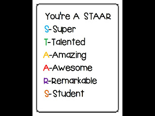 Staar Encouragement Poem | just b.CAUSE