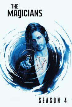 The Magicians 4ª Temporada Torrent - WEB-DL 720p/1080p Legendado