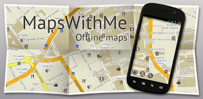Navigation auf Fernreise und Weltreisen mit maps.me - so gehts. Eine Übersicht und Tipps zum Thema