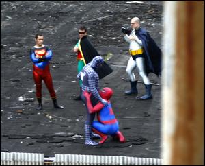 These Porno dos super herois the