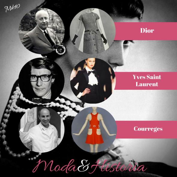 Diseños miticos de la historia de la Moda