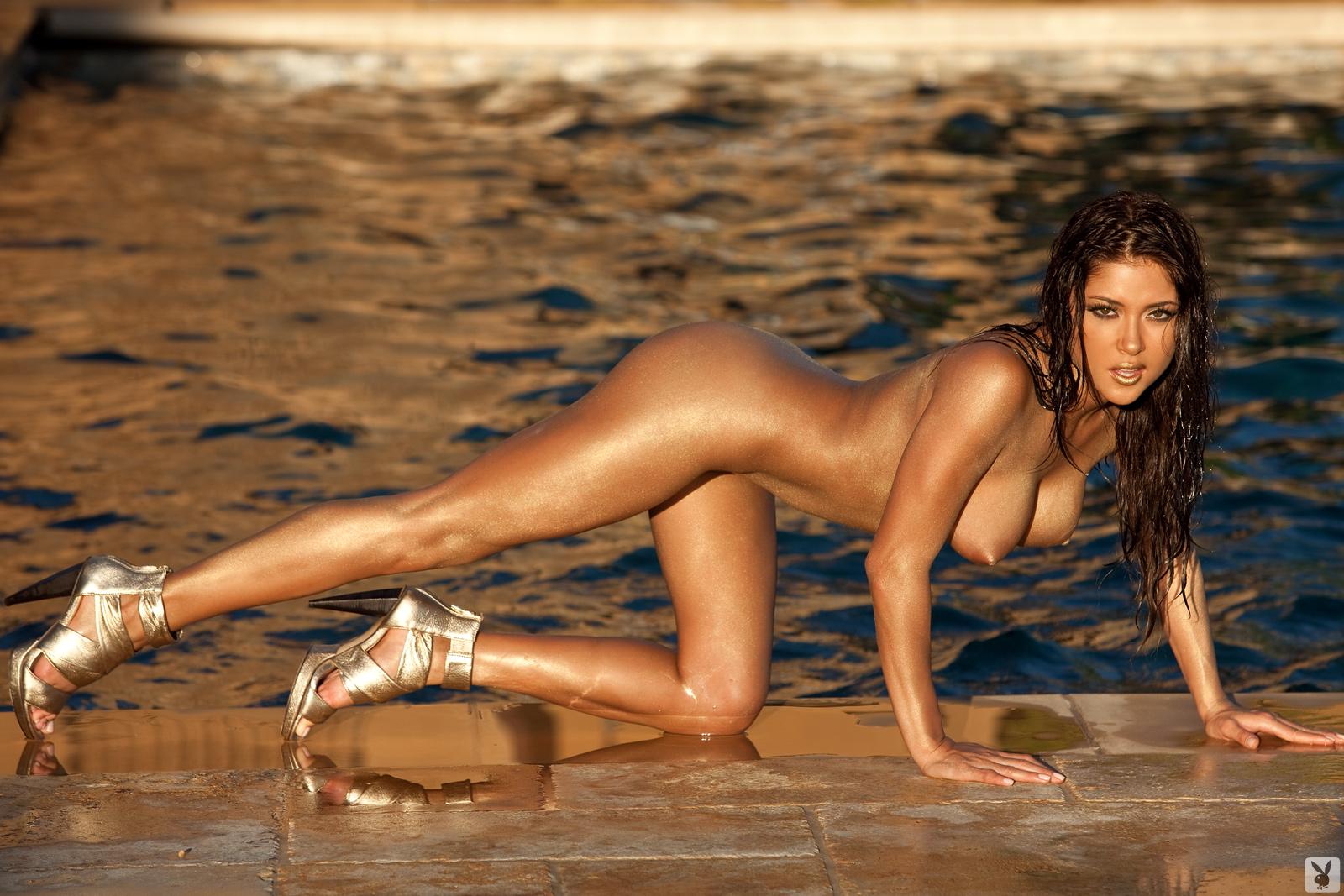 Ufc ring girls nude look