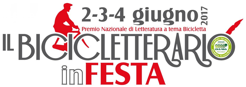IL BICICLETTERARIO IN FESTA 2/3/4 giugno 2017