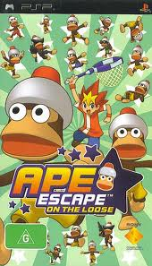 Download - Ape Escape - On the Loose - PSP - ISO