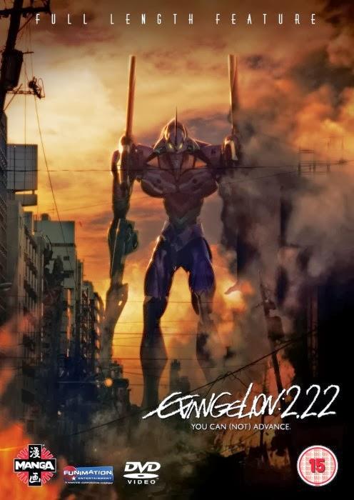 Evangelion: 2.22 – Você (Não) Pode Avançar – Dublado