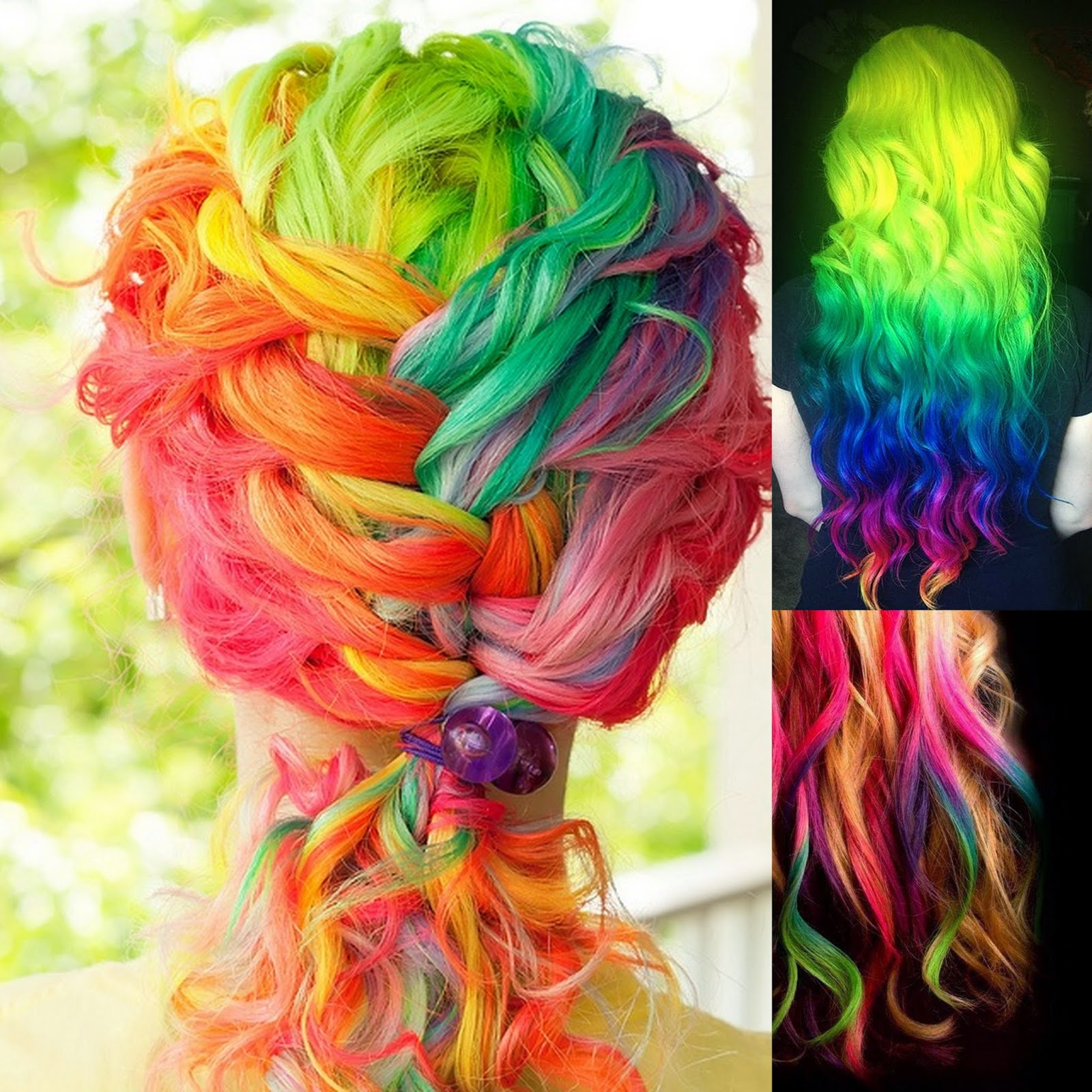 Color ES De Cabello