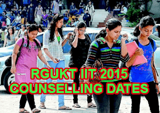 AP TS RGUKT IIT Counselling 2015 Selected Candidates List, IIT RGUKT IIT 2015 Counselling Phase-II Dates, RGUKT IIT Admissions Counselling List 2015, AP RGUKT IIT Counselling Selected List Download at www.rgukt.in