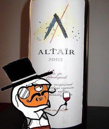 ALTAIR: O Vinho dos Assassinos...