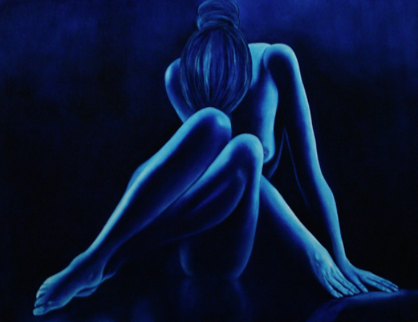 Emotions in Blue