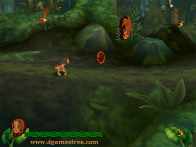 Disneys Tarzan Game