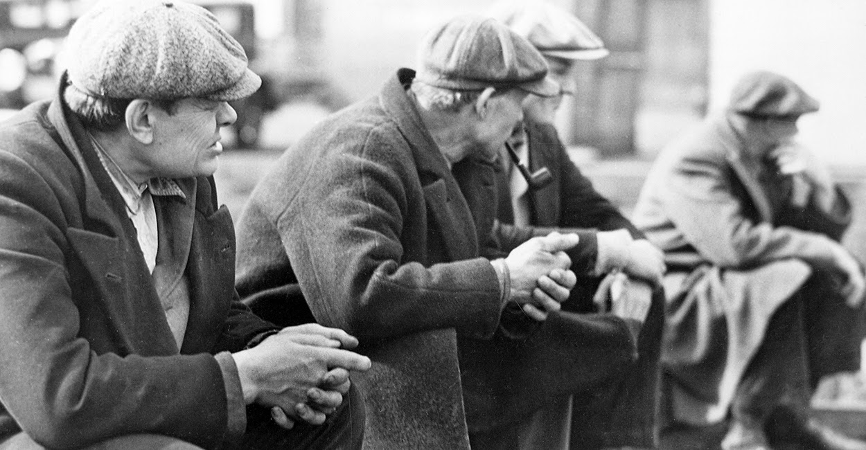 the great depression what ended it The 1929 stock market crash brought an end to the euphoria of post world war i   this massive economic depression would grip the world for many years and.