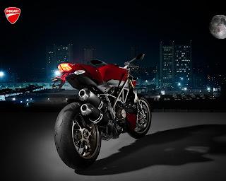 Ducati Streetfighter Wallpaper