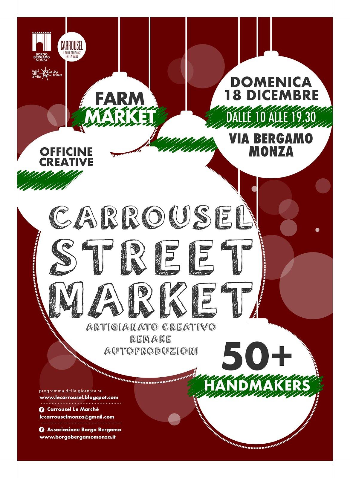 StreetMarket edizione di Natale
