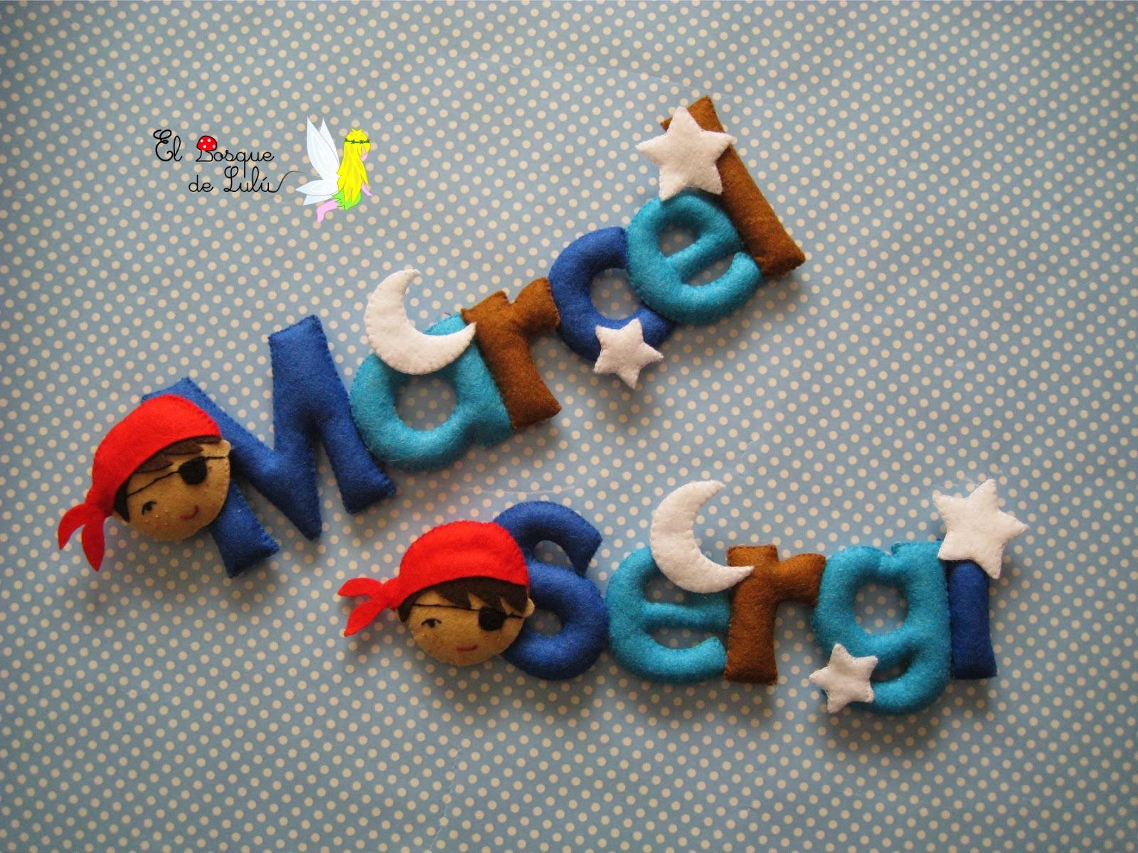 nombre-fieltro-decoración-infantil-Marcel-Sergi