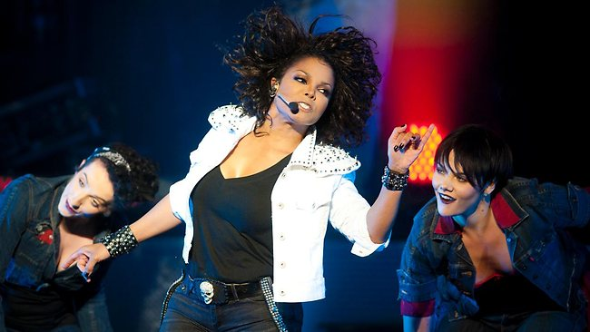 Janet Cancels Tour Dates
