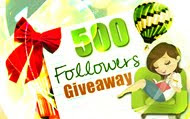 Ali's 500 Followers Giveaway