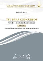 TST PARA CONCURSOS