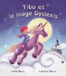 Tibo et le mage Dyslexis