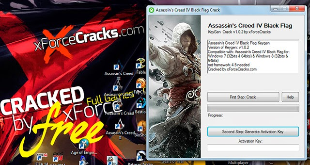 Assassin's Creed IV: Black Flag Free Download - Full Crack